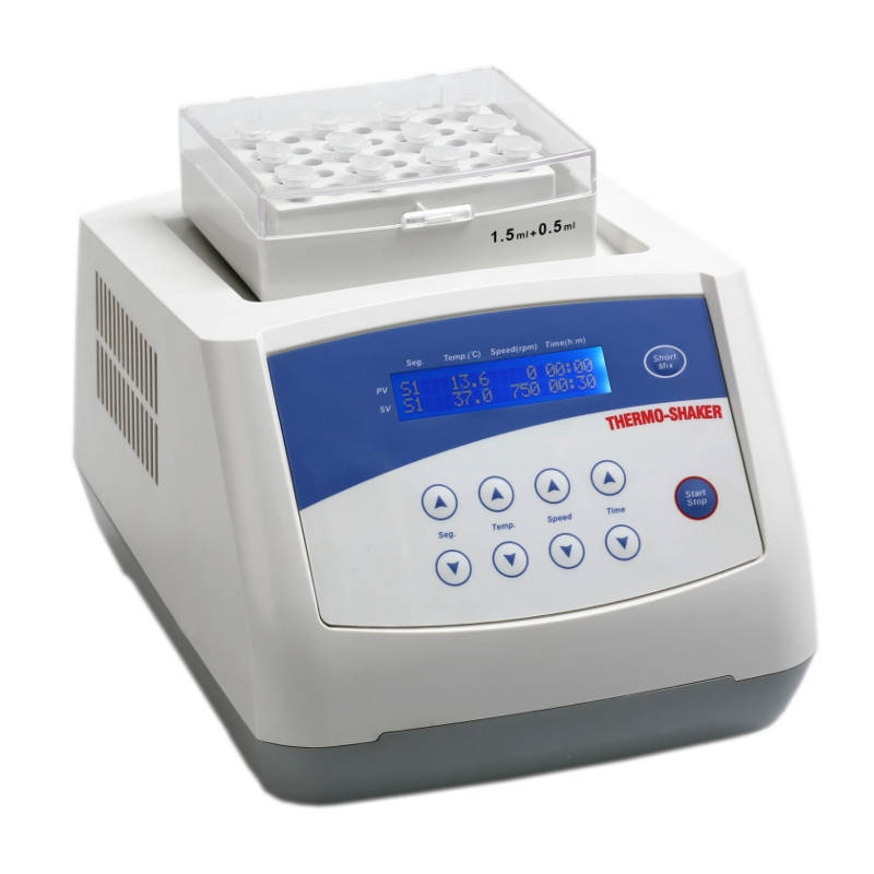 Ms 100 Thermoshaker Incubator
