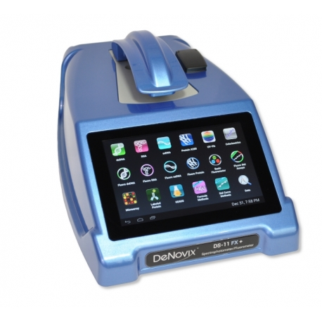 Spectrophotometers & Fluorometers